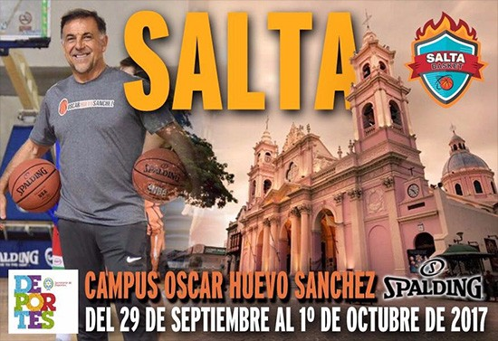 Campus de Salta 2017