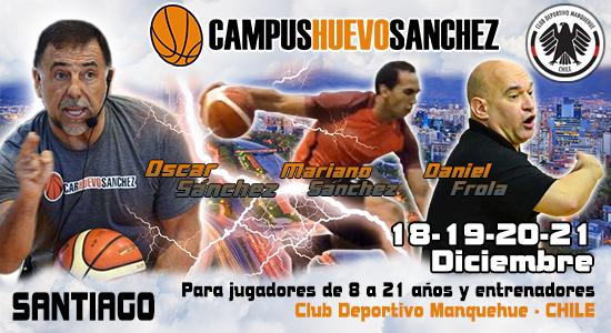 Campus Santiango de Chile 2017