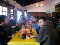 Huevo Sánchez  Album: Campus Invierno 2007  Almorzando en el Campus