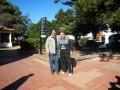 Huevo Sánchez  Album: Campus Invierno 2007  Con Manolo Flores (scouter de Barcelona)