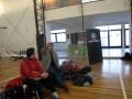 Huevo Sánchez  Album: Campus Invierno 2007  Manolo Flores observando jugadores