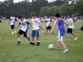 Huevo Sánchez  Album: Campus Verano 2008  Enero, día 4. Cuando la lluvia paró, matizaron con futbol.