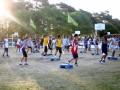 Huevo Sánchez  Album: Campus Verano 2008  Enero, día 5. Trabajar piernas es fundamental.