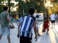Huevo Sánchez  Album: Campus Verano 2008  Enero, día 6. Atardecer ideal para jugar un partidito.