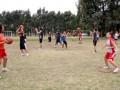 Huevo Sánchez  Album: Campus Verano 2008  Febrero, día 2. Coordinar piernas y pasar bien el balón premisa básica.