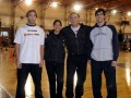 Huevo Sánchez  Album: Campus Invierno 2010  San Fernando - Campus de invierno 2010 (Foto: Marcelo Figueras)