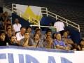 Huevo Sánchez  Album: Campus Verano 2011  2º Campus - Día 4. Presenciando básquetbol en el Polideportivo.