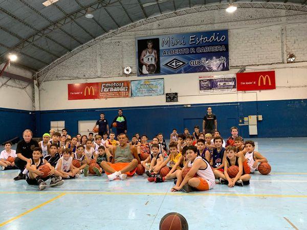 Huevo Sánchez  Bahía Blanca  Album: Campus de Bahía Blanca 2020  Dimensiones: 600x450