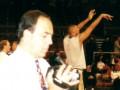Huevo Sánchez  Album: Mis Fotos  Tim Duncan precalentando