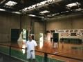 Huevo Sánchez  Album: Mis Fotos  Práctica de Benetton Treviso con Jugadores Reclutados