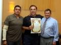 Huevo Sánchez  Album: Mis Fotos  Agasajo de los Arbitros Bahienses a los Técnicos