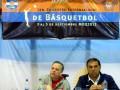 Huevo Sánchez  Album: Mis Fotos  Con Carlos Morales. 1º Congreso Internacional de Básquetbol.