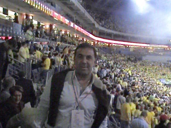 Huevo Sánchez  Album: Euroliga 2006  Dimensiones: 600x450