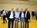 Huevo Sánchez  Album: Euroliga 2011  Con Stankovic (Euroliga), Aito y mi amigo Berdi (ex Malaga)