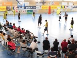 Segona jornada del Fòrum d'Entrenadors Blanes 2009 de la FCBQ